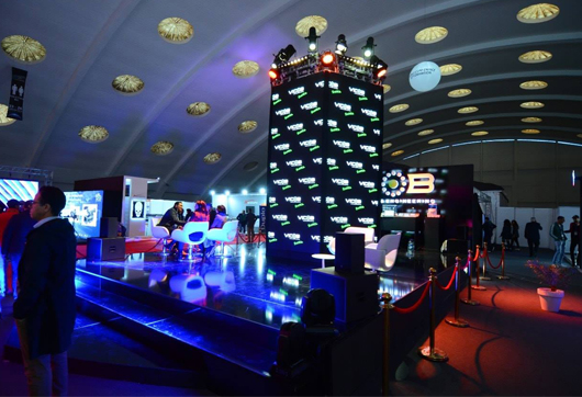 EVENT EXPO Stand Vicob